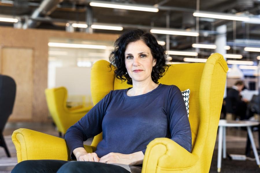 IKEA Retailのチーフ・デジタル・オフィサーのBarabara Martin Coppola氏
