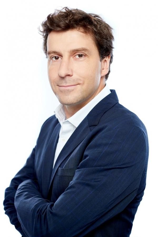 ロレアル・カナダのチーフマーケティングオフィサー、Stéphane Bérubé
